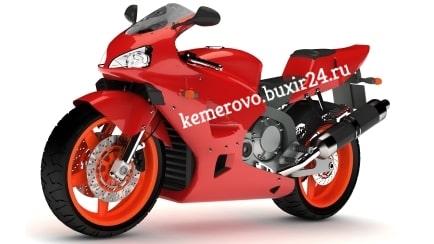 эвакуатор для мотоциклов в Кемерово, буксир 24